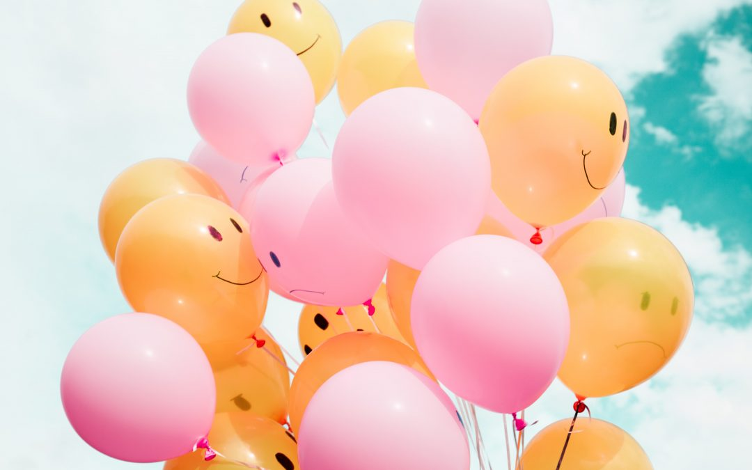 Happy Birthday Baloons